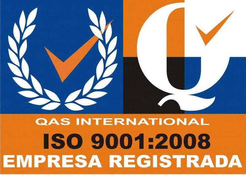 Logo de calidad ISO9001