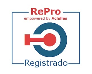 Sello RePRO Registrado